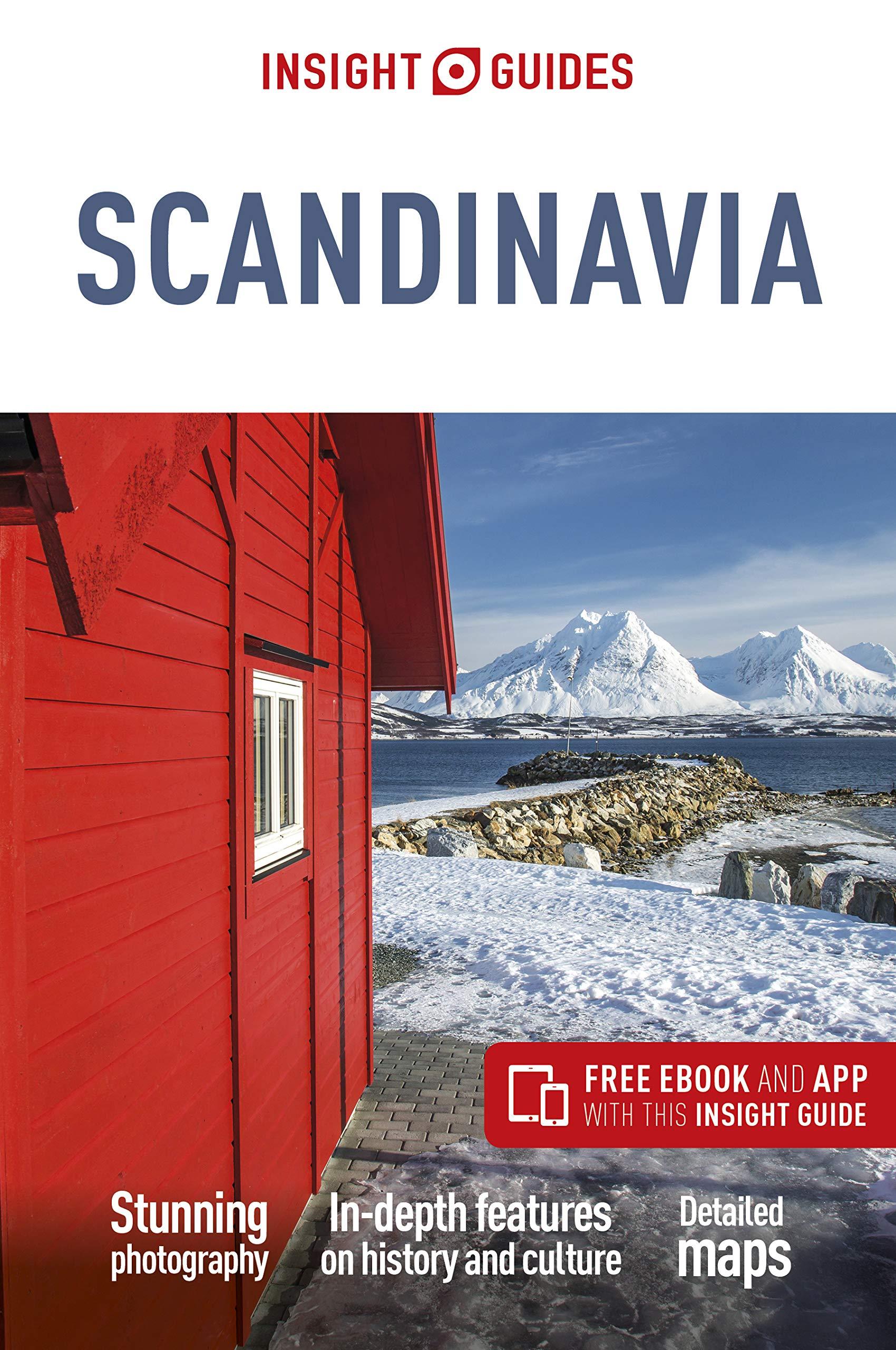 Insight Guide Scandinavia 9781780059235  APA Insight Guides/ Engels  Reisgidsen Scandinavië & de Baltische Staten