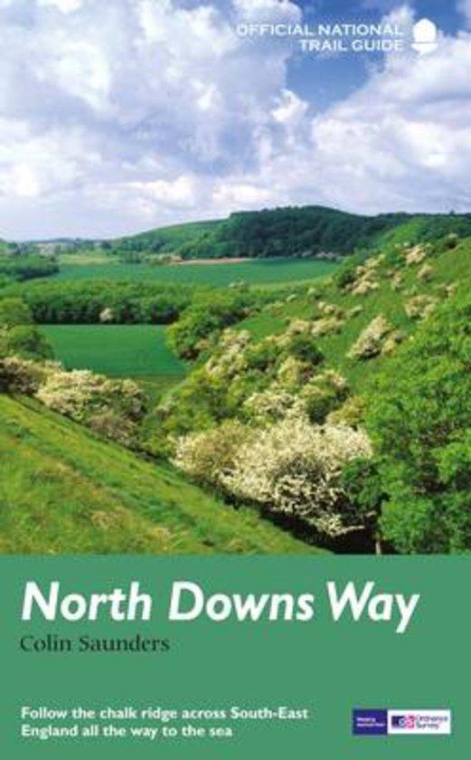 North Downs Way 9781781315002  Aurum Press OS Nat. Trail Guides  Meerdaagse wandelroutes, Wandelgidsen Zuidoost-Engeland, Kent, Sussex, Isle of Wight