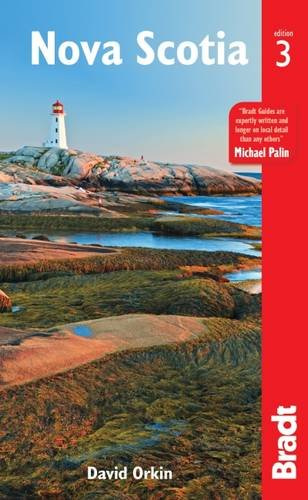 The Bradt Guide to Nova Scotia | reisgids 9781784770402  Bradt   Reisgidsen Canada ten oosten van de Rockies