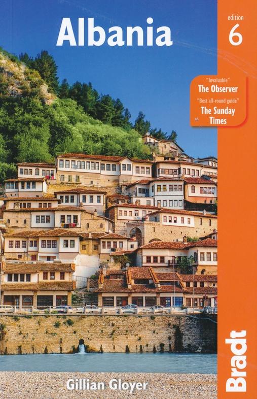 The Bradt Guide to Albania | reisgids Albanië 9781784770785  Bradt   Reisgidsen Albanië