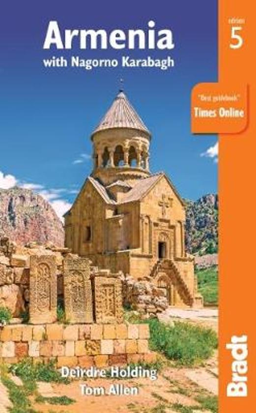 The Bradt Guide to Armenia | reisgids Armenië 9781784770792  Bradt   Reisgidsen Armenië