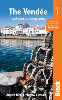 The Bradt Guide to the Vendée | reisgids 9781784770860  Bradt   Reisgidsen Vendée, Charente