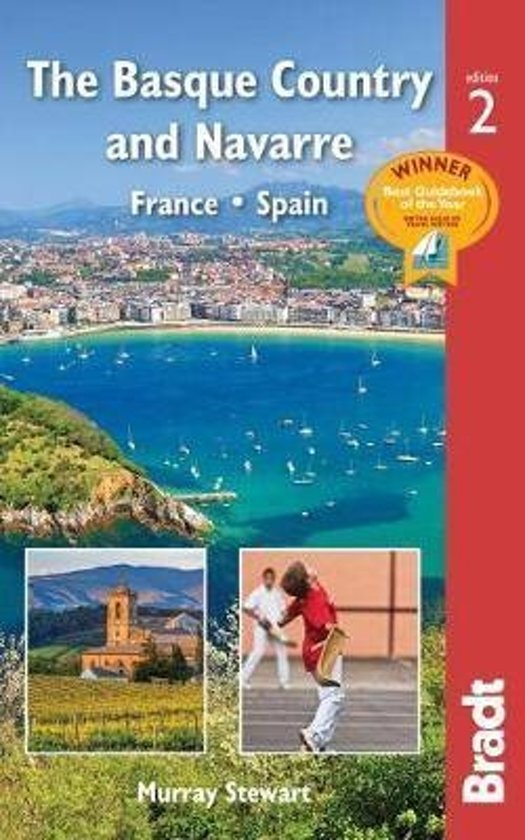 The Bradt Guide to The Basque Country and Navarre 9781784776244  Bradt   Reisgidsen Baskenland
