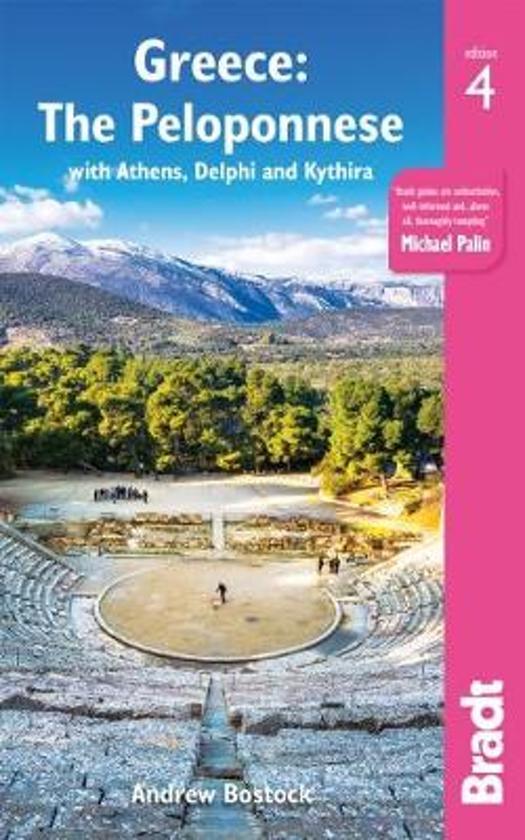 The Bradt Guide to the Peloponnese | reisgids 9781784776336  Bradt   Reisgidsen Peloponnesos
