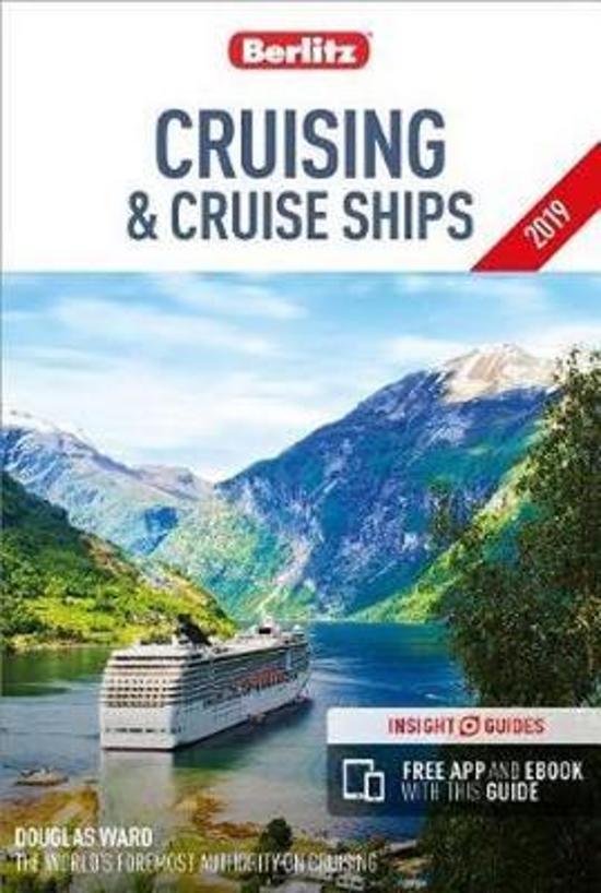 Berlitz: Cruising and Cruise Ships 2019 9781785730429  Berlitz   Watersportboeken Wereld als geheel