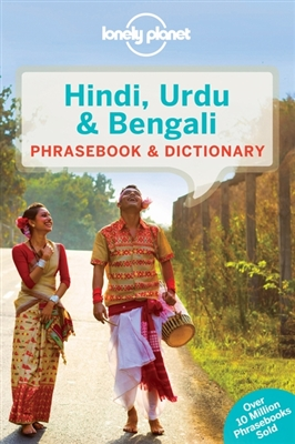 Hindi/Urdu (India phrasebook and dictionary) 9781786570208  Lonely Planet Phrase guides  Taalgidsen en Woordenboeken India