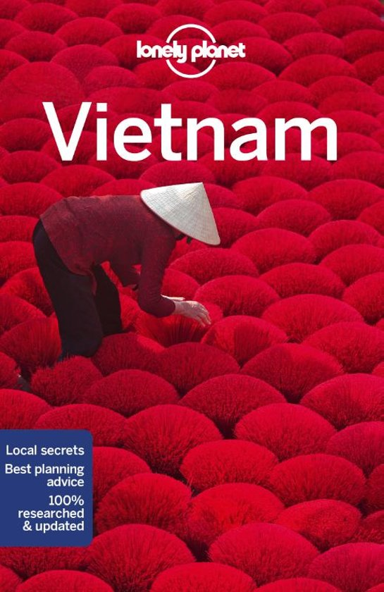 Lonely Planet Vietnam 9781786570642  Lonely Planet Travel Guides  Reisgidsen Vietnam