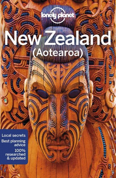 Lonely Planet New Zealand 9781786570796  Lonely Planet Travel Guides  Reisgidsen Nieuw Zeeland