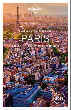 Best of Paris | Lonely Planet 9781786571397  Lonely Planet Best of ...  Reisgidsen Parijs, Île-de-France