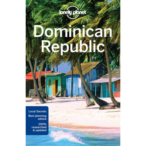 Lonely Planet Dominican Republic / Haiti 9781786571403  Lonely Planet Travel Guides  Reisgidsen Overig Caribisch gebied