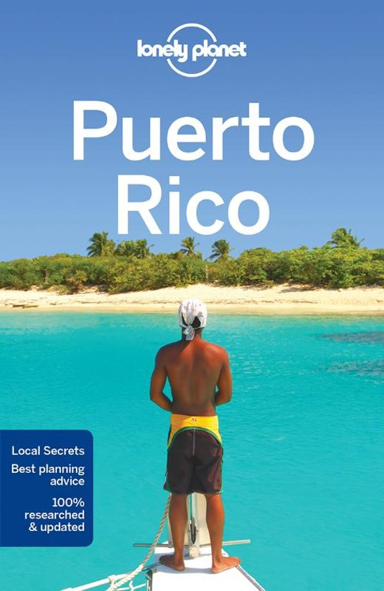 Lonely Planet Puerto Rico 9781786571427  Lonely Planet Travel Guides  Reisgidsen Overig Caribisch gebied