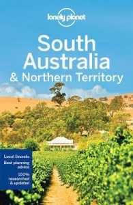 Lonely Planet South Australia & Northern Territory (Central Australia) 9781786571519  Lonely Planet Travel Guides  Reisgidsen Australië