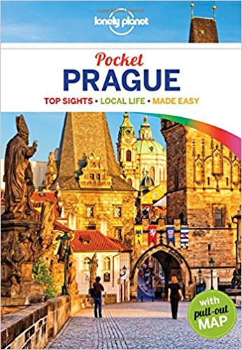 Prague Lonely Planet Pocket Guide 9781786571571  Lonely Planet Lonely Planet Pocket Guides  Reisgidsen Tsjechië