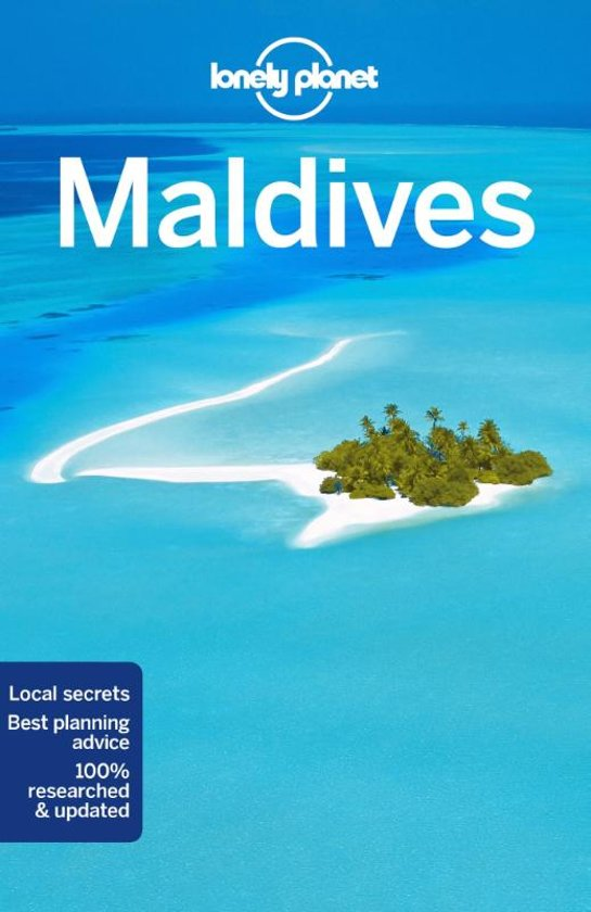 Lonely Planet Maldives 9781786571687  Lonely Planet Travel Guides  Reisgidsen Malediven