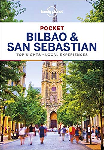 Bilbao & San Sebastian Lonely Planet Pocket Guide 9781786571854  Lonely Planet Lonely Planet Pocket Guides  Reisgidsen Baskenland
