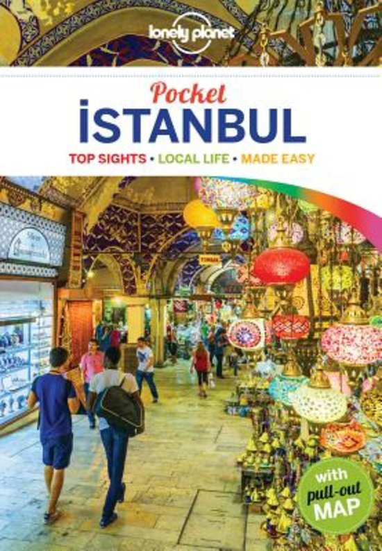 Istanbul Lonely Planet Pocket Guide 9781786572349  Lonely Planet Lonely Planet Pocket Guides  Reisgidsen Europees Turkije met Istanbul