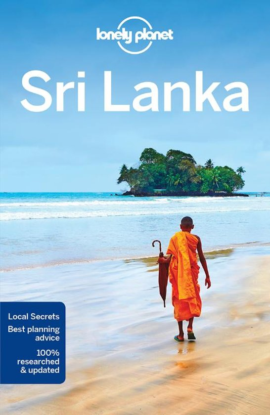 Lonely Planet Sri Lanka 9781786572578  Lonely Planet Travel Guides  Reisgidsen Sri Lanka