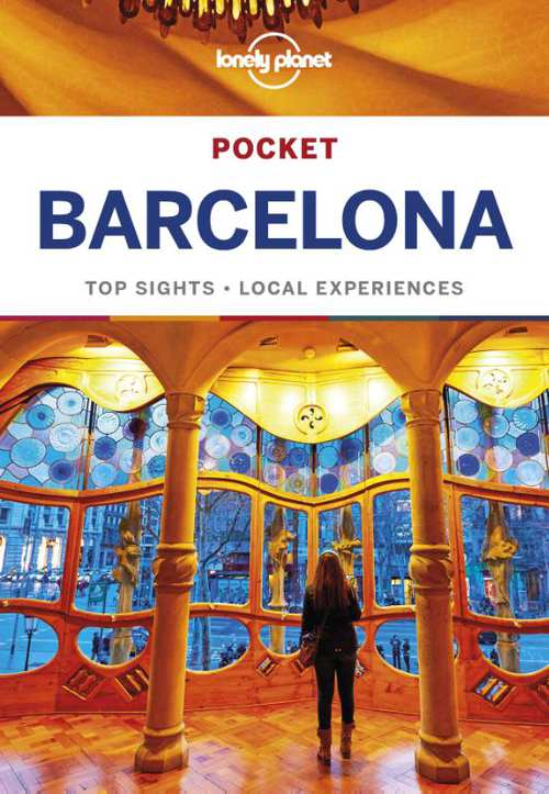 Barcelona Lonely Planet Pocket Guide 9781786572646  Lonely Planet Lonely Planet Pocket Guides  Reisgidsen Barcelona