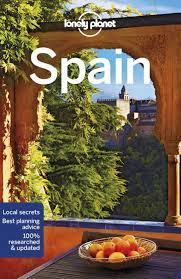 Lonely Planet Spain 9781786572660  Lonely Planet Travel Guides  Reisgidsen Spanje
