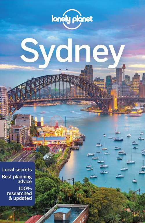 Lonely Planet Sydney 9781786572721  Lonely Planet Cityguides  Reisgidsen Australië