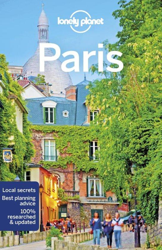 Lonely Planet Paris 9781786572820  Lonely Planet Cityguides  Reisgidsen Parijs, Île-de-France