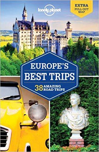 Lonely Planet Europe's Best Trips 9781786573261  Lonely Planet LP Best Trips  Reisgidsen Europa