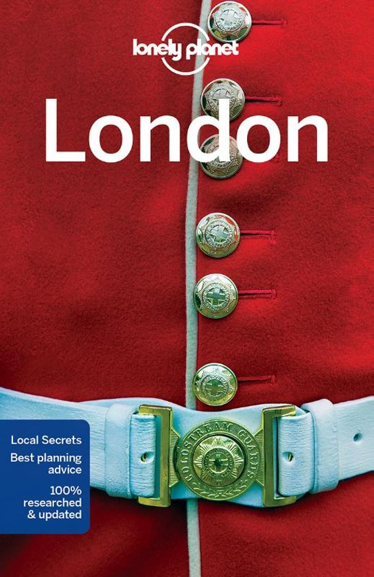 London 9781786573520  Lonely Planet Cityguides  Reisgidsen Londen
