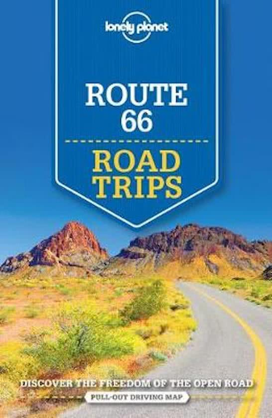 Route 66 Lonely Planet Road Trips 9781786573582  Lonely Planet Road Trips  Reisgidsen Verenigde Staten
