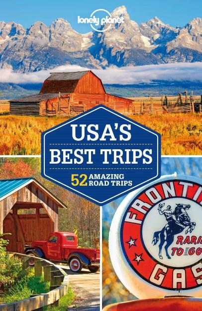 Lonely Planet USA, Best Trips 9781786573599  Lonely Planet LP Best Trips  Reisgidsen Verenigde Staten