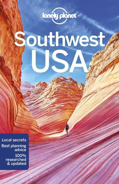 Lonely Planet Southwest USA 9781786573636  Lonely Planet Travel Guides  Reisgidsen Colorado, Arizona, Utah, New Mexico