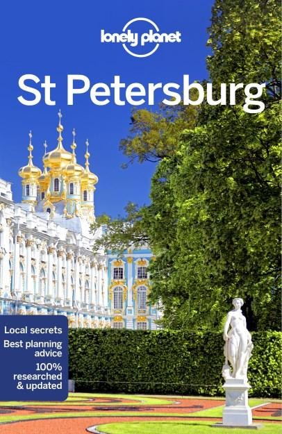 St.Petersburg 9781786573650  Lonely Planet Cityguides  Reisgidsen Europees Rusland