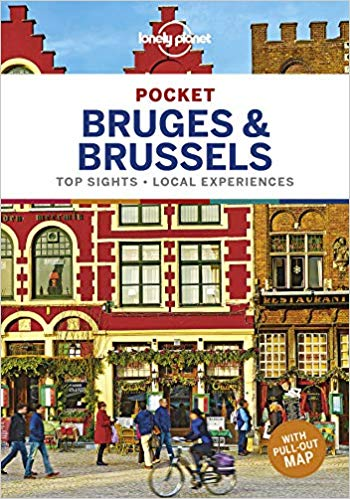 Brussels, Bruges Lonely Planet Pocket Guide 9781786573803  Lonely Planet Lonely Planet Pocket Guides  Reisgidsen Brussel, Vlaanderen