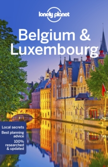 Lonely Planet Belgium 9781786573810  Lonely Planet Travel Guides  Reisgidsen België & Luxemburg