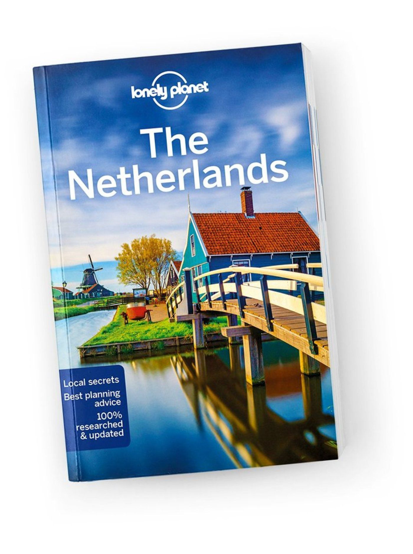 Lonely Planet The Netherlands 9781786573919  Lonely Planet Travel Guides  Reisgidsen Nederland