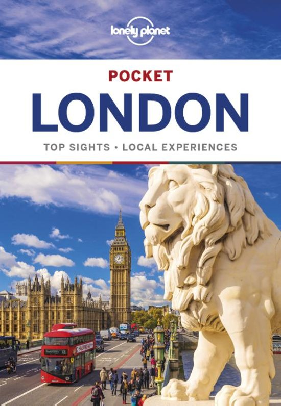 London Lonely Planet Pocket Guide 9781786574442  Lonely Planet Lonely Planet Pocket Guides  Reisgidsen Londen