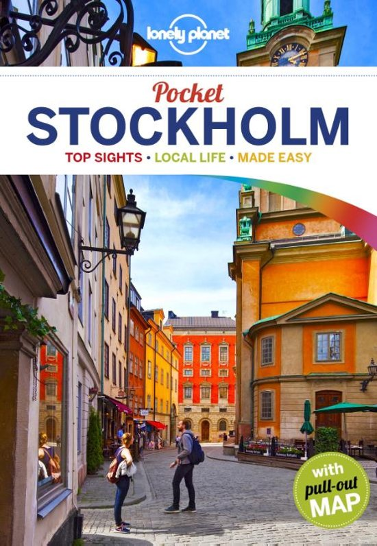 Stockholm Lonely Planet Pocket Guide 9781786574565  Lonely Planet Lonely Planet Pocket Guides  Reisgidsen Stockholm