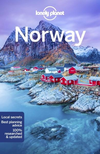 Lonely Planet Norway 9781786574657  Lonely Planet Travel Guides  Reisgidsen Noorwegen