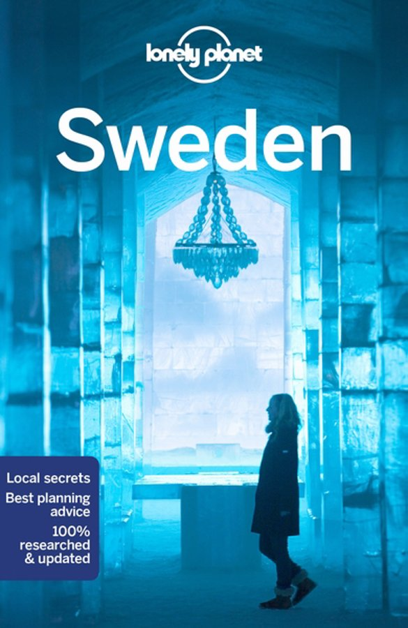 Lonely Planet Sweden 9781786574688  Lonely Planet Travel Guides  Reisgidsen Zweden