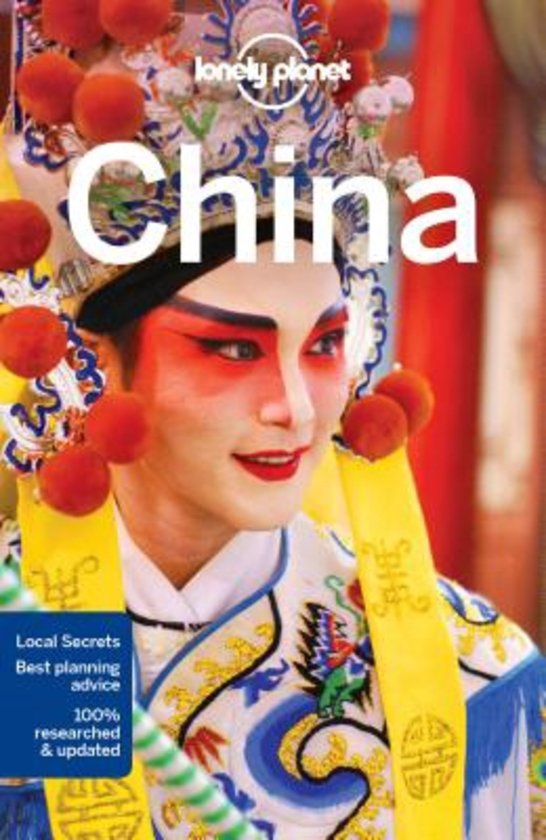 Lonely Planet China 9781786575227  Lonely Planet Travel Guides  Reisgidsen China (Tibet: zie Himalaya)