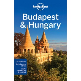Lonely Planet Budapest & Hungary 9781786575425  Lonely Planet Travel Guides  Reisgidsen Hongarije