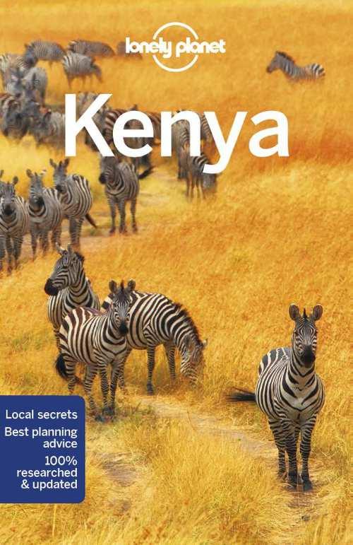 Lonely Planet Kenya 9781786575630  Lonely Planet Travel Guides  Reisgidsen Kenia