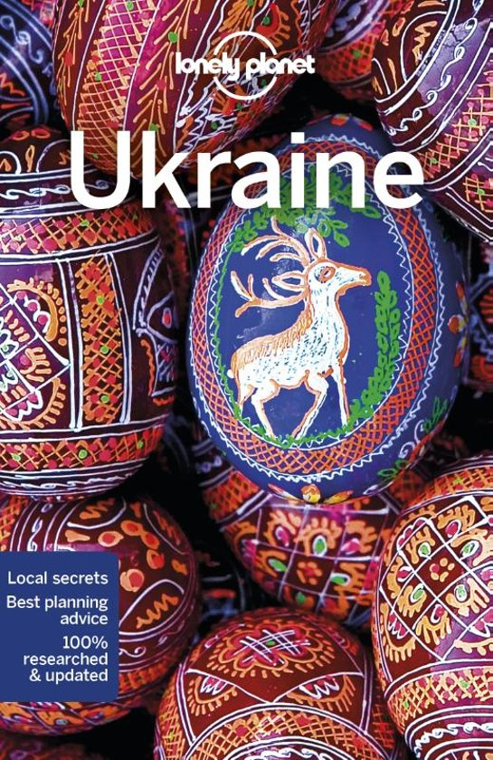 Lonely Planet Ukraine 9781786575715  Lonely Planet Travel Guides  Reisgidsen Oekraïne