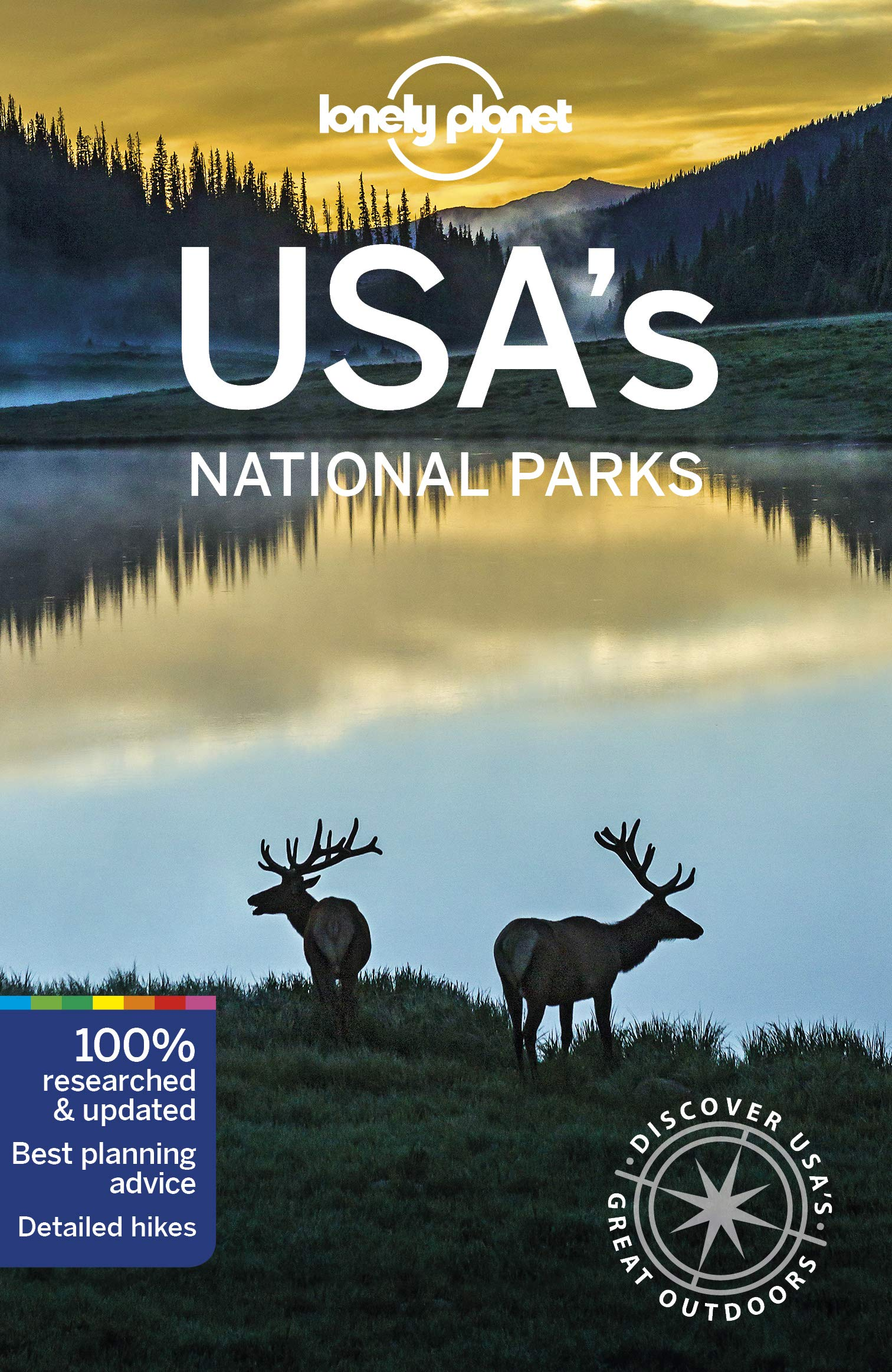Lonely Planet USA National Parks 9781786575968  Lonely Planet Travel Guides  Natuurgidsen, Reisgidsen Verenigde Staten