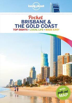 Brisbane & the Gold Coast Lonely Planet Pocket Guide 9781786577009  Lonely Planet Lonely Planet Pocket Guides  Reisgidsen Australië