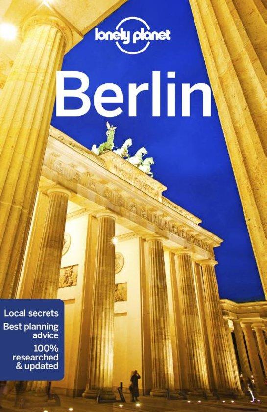 Lonely Planet Berlin 9781786577962  Lonely Planet Cityguides  Reisgidsen Berlijn