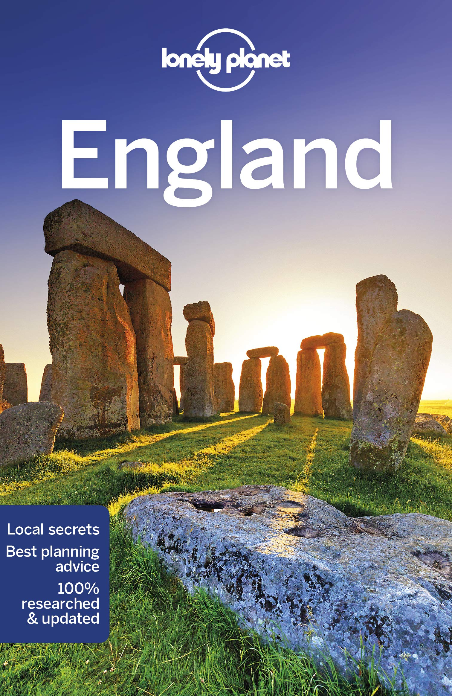 Lonely Planet England 9781786578044  Lonely Planet Travel Guides  Reisgidsen Engeland