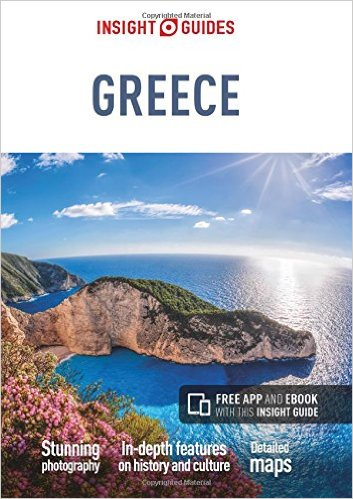 Insight Guide Greece 9781786715302  APA Insight Guides/ Engels  Reisgidsen Griekenland