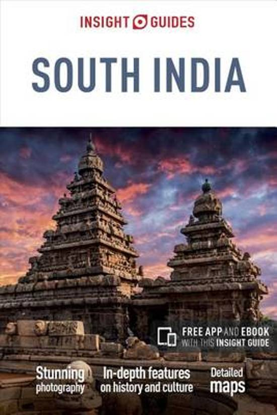 Insight Guide South India 9781786715623  APA Insight Guides/ Engels  Reisgidsen India