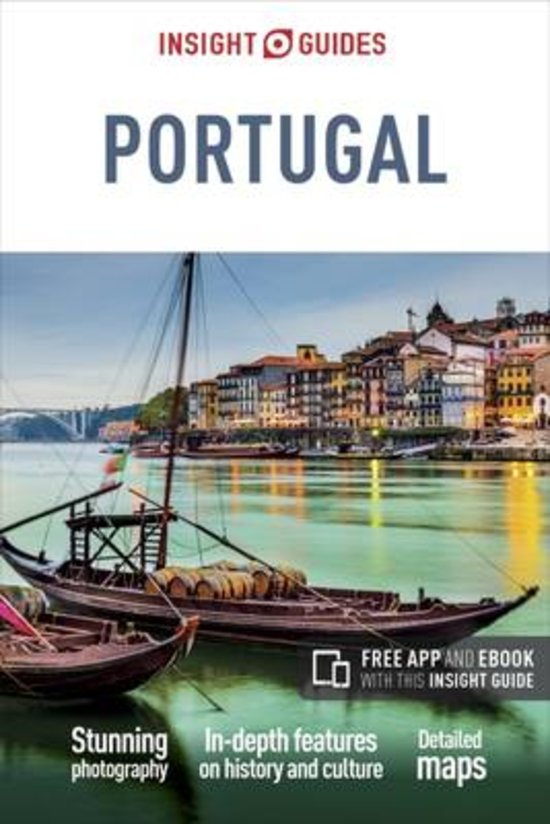 Insight Guide Portugal 9781786715630  APA Insight Guides/ Engels  Reisgidsen Portugal