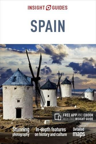 Insight Guide Spain 9781786715920  APA Insight Guides/ Engels  Reisgidsen Spanje